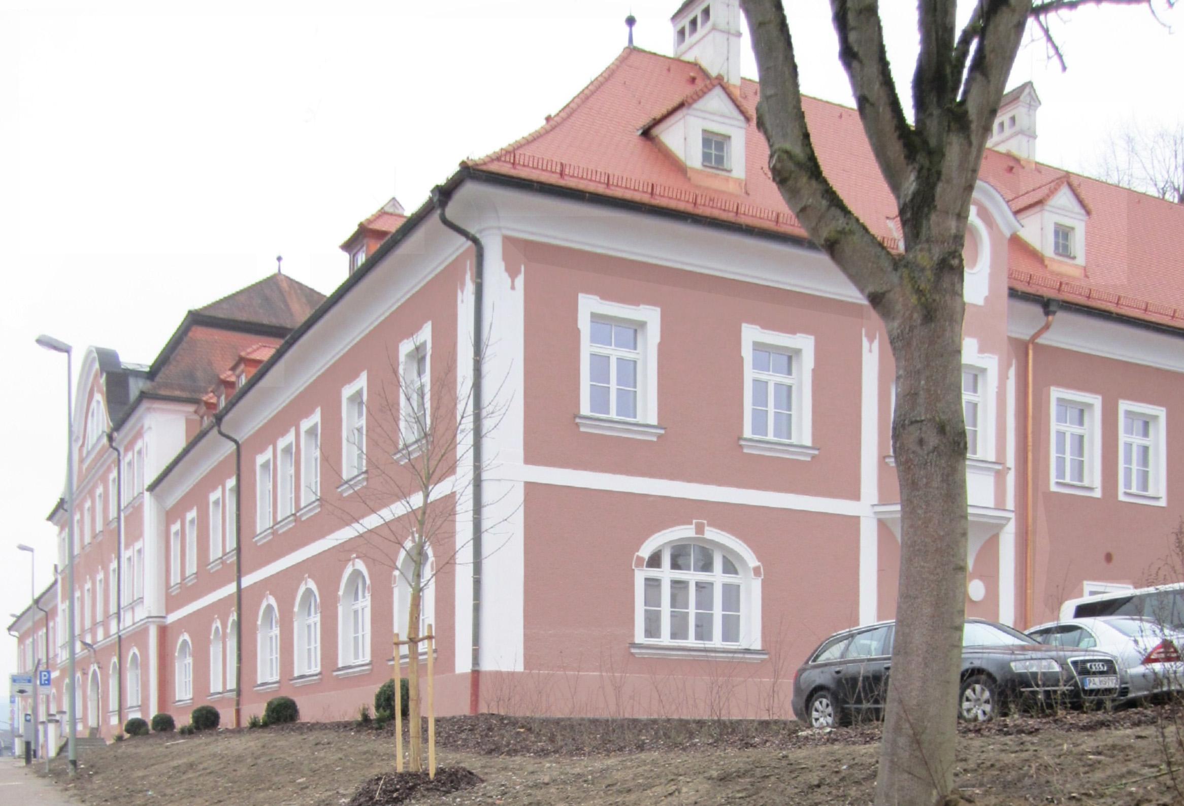 Architekten Passau morschek ghu architekten gmbh sozialpädiatrisches zentrum